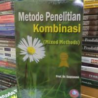 METODE PENELITIAN KOMBINASI by Sugiyono