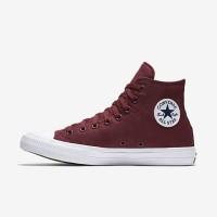 Sepatu Converse Chuck Taylor All Star High Merah Marun Grade Original
