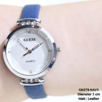 jam tangan wanita esprit tali kecil casual analog fossil/guess/ripcurl