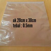 plastik clip 20 x 30 ( 100lbr )