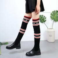 S/48 Kaos kaki stoking stocking japan korea school Cotton Flag St