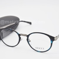 Frame Kacamata Baca Minus Plus Gucci 5 KODE BN5068