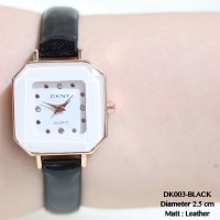 Jam tangan fossil wanita tali kulit new model leather guess dkny gucci
