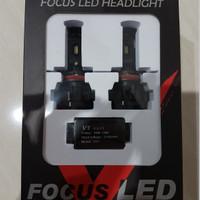 Turbo Led V1 Focus Macrone (H11,HB3,HB4,H7,H1)