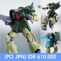 Robot Spirits MS-06FZ Zaku II Kai Ver ANIME JPNver