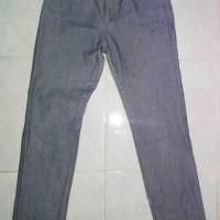 Celana Jeans Panjang UNIQLO Original Murah /// Bukan Levis Wrangler