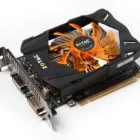 VGA NVIDIA GFORCE ZOTAC PCIE GTX 750ti 2GB DDR5