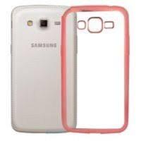 TPU Shining Chrome Jelly Case Silicon Samsung J1 Mini prime
