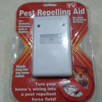 riddex plus pest repelling aid -alat pengusir tikus kecoa nyamuk murah