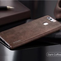 SOFTCASE LEATHER Huawei P9 Leica - P9 Lite case kulit cover casing hp