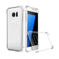 Anti Crack Samsung Galaxy S6 Flat Softcase