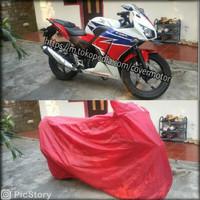 cover motor honda cbr 150cc