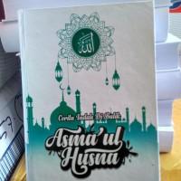 Buku Cerita Indah Di Balik Asmaul Husna