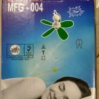Kipas Angin Gantung 5 Baling Sanex MFG - 004