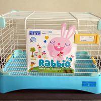 Harga kandang kelinci hamster rabbio rabbit cage guinea pig cag   WIKIPRICE INDONESIA
