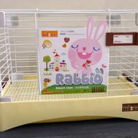 Harga kandang kelinci marmut rabbio rabbit cage guinea pig cage   WIKIPRICE INDONESIA