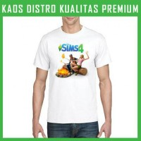 Kaos Pria Game-The Sims 1 OBL-AFS84