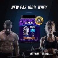 Abbott EAS Myoplex Whey Protein 100% 5 Lbs