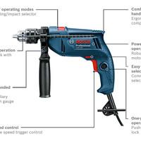 **PROMO 2 HARI** Bor Beton 13 mm Bosch GSB 550