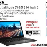 DELL Latitude 7480 ( 14 Inch ) TOUCH Core i7-7600U Win10Pro