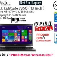 DELL Latitude 7350 ( 13 Inch ) 2 in 1 Core M5-Y71 256GB
