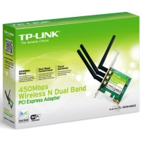 TP-Link TL-WDN4800 N900 Wireless Dual Band PCI Express Adapter