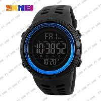 Jam Tangan Pria Digital SKMEI 1251 Blue Water Resistant 50M