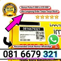 indosat 10 digit nomor cantik im3 4g nomer prabayar non paket data