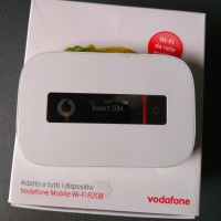 Vodafone Mobile Wifi Huawei R208 3G HOTSPOT 42Mbps All Operator GSM