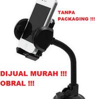DIJUAL MURAH OBRAL !!! Standing docking hp holder mobil GPS - ABCR032