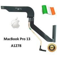 """Kabel Flexibel HDD 821-1480-A Macbook Pro 13.3"""" A1278 MD101 MD102 2012"""