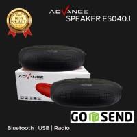 Speaker Mini Advance Es 040 J Baseball-Sound System MP3 MP4 Box Music