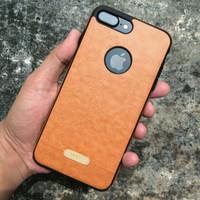 PROMO Casing / Case / Cover iPhone 7, 7 Plus, 6/6s & 6s Plus Leather /