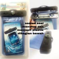 PROMO Case Waterproof sarung HP Anti Air (Bikin HP jadi kamera