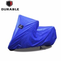 KAWASAKI KLX 150 BF DURABLE Motor Cover Selimut Premium BLUE