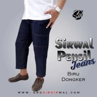 Celana Panjang Pria | Celana Sirwal Pensil | Sirwal Modis Jeans BD Mur