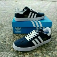 954/Sepatu Sneakers/ adidas gazelle men#sepatu murah solo#