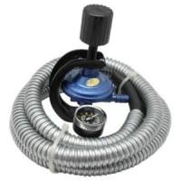 Jual DESTEC COM 201-MSS Regulator Kompor Gas dengan Selang Paket Murah