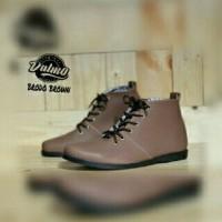 Sepatu Ankle Boots Dalmo Original