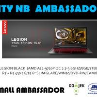 LENOVO IP Y520-15IKBN-80WK00-WEID LEGION - Ci5-7300HQ 4GB 1TB GTX1050
