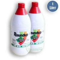Roundup Herbrisida 1 Liter (Pembasmi Rumput Liar)