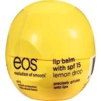 Asli original Eos Lip Balm Lemon Drop - 1pcs