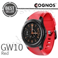 Cognos Smartwatch GW10 Android, GSM - Heart Rate - Red