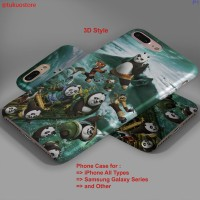 Kung Fu Panda Series iPhone Case & All Case HP