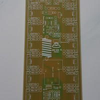 PCB B500TEF 2U BY MGE POWER-DEN ARIF A