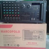 Ampliefier Marcopolo Mc 8800 Mantap Suara Aduhai Murah