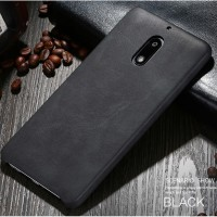Nokia 6 soft case hp leather kulit back cover original X-LEVEL VINTAGE