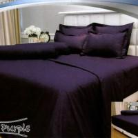 Sprei Vallery 180 - Dark Purple