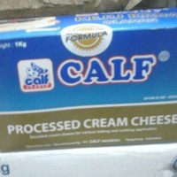 Cream cheese merk calf 1kg