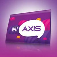 Perdana Axis Rp. 0 (Bisa request akivasi/registrasi kapan aja)